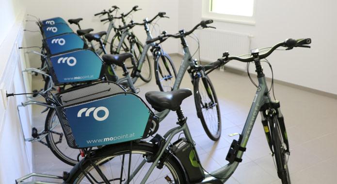 MO.Point E-Bikes